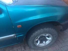 Isuzu KB Stripping for spares