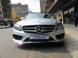 2017 Mercedes Benz C220D with 106000