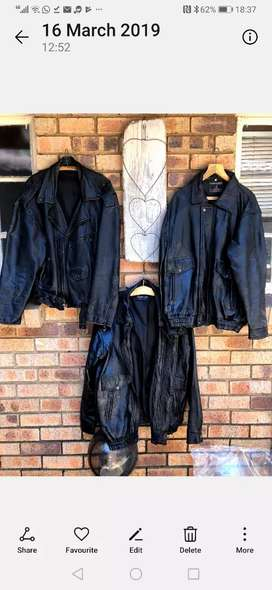Leather Biker's Jackets