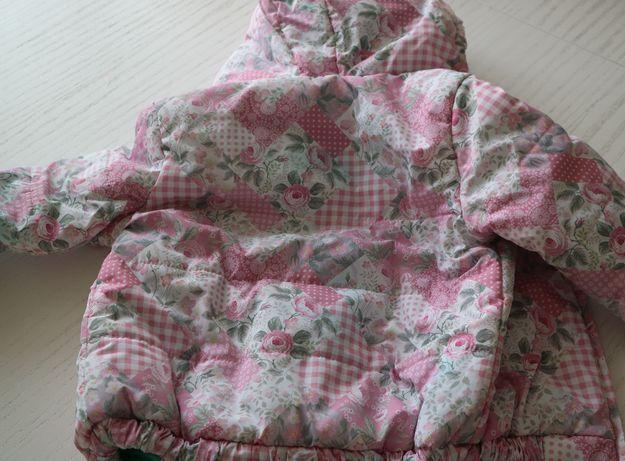 Куртка для девочки, 86 размер, демисезонная, СОСТОЯНИЕ НОВОЙ Полтава - изображение 4