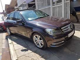 2014 MERCEDES BENZ C180 DOUBLE SUNROOF AUTOMATIC