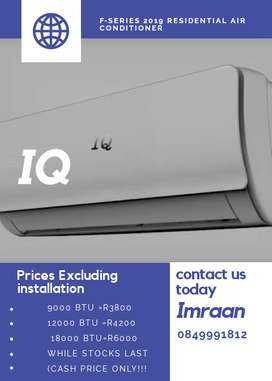 IQ F-SERIES 2019 RESIDENTIAL AIR CONDITIONER
