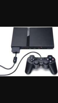 Image of PlayStation 2 for sale