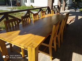 Продам столы из клееного дуба