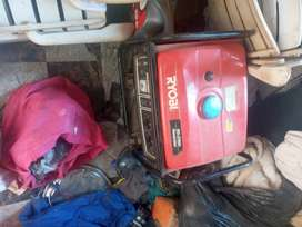 selling generator and various items