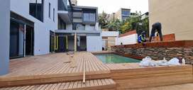 Decking available