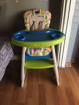 3 in 1 baby chair