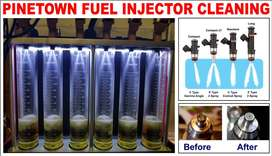 Petrol Injector Cleaning and Testing