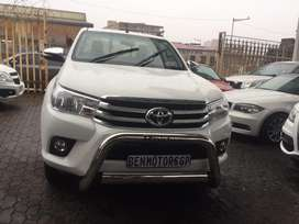 2017 Toyota Hilux Engine2.8GD6