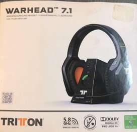 Gaming headset wireless