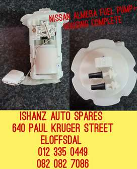 NISSAN Almera Fuel pump+housing