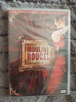 Płyta dvd Moulin Rouge NOWA