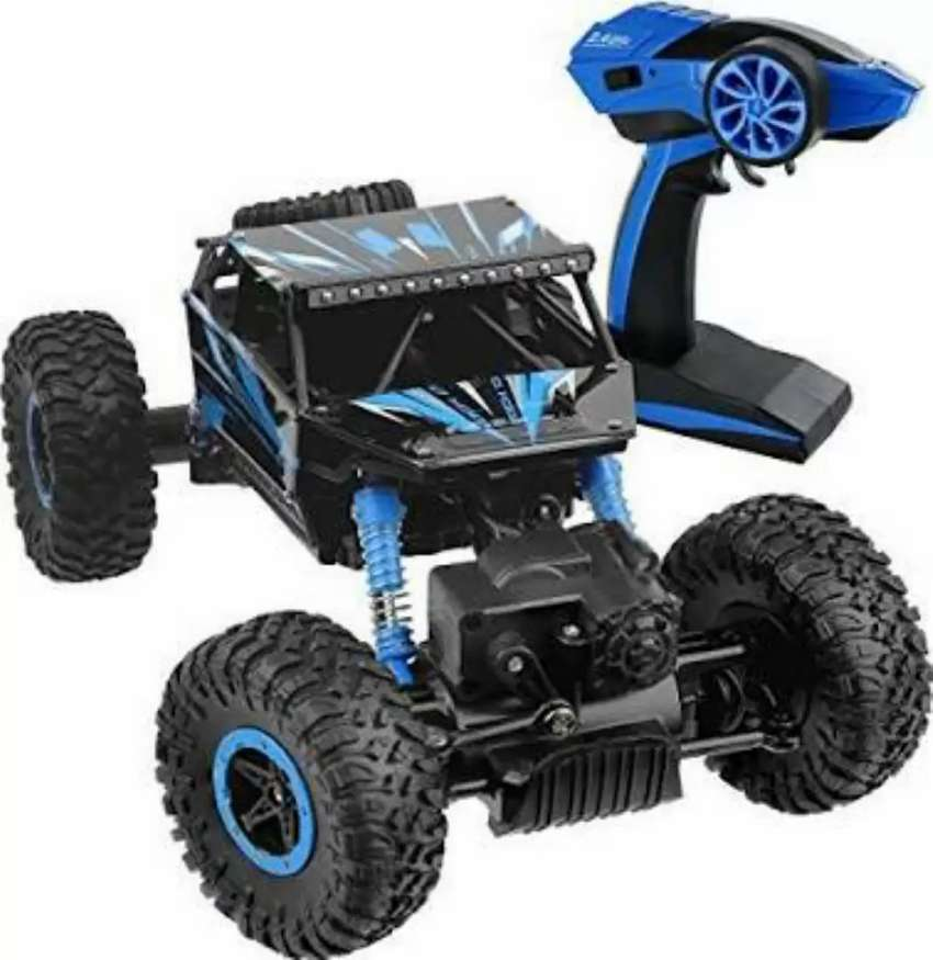 Full Scale 1:10 Rc controlled  monster 4WD Truck 0