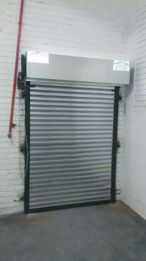 All services on industrial Shutter doora 0