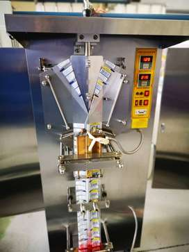 Liquid sachet machines (Ice Lolly)