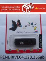 Pendrive Pamięc przenośna 64GB,128GB USB 2.0 !Najtaniej!Szczecin!