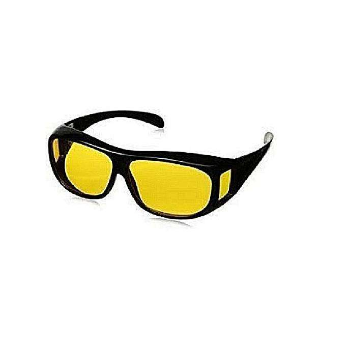 Generic HD VISION Driving/Travel Glasses/WrapArounds/100% UV Protectio 0