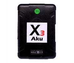 Skonfigurowany lokalizator GPS X3 Aku 10 000 mAh i WYSYŁKA GRATIS!