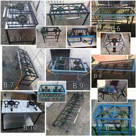 Gas Boiling Tables/ Stoves; Gas Deep Fryers; Catering Equipment