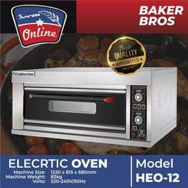HEO 12 ELECTRIC OVEN