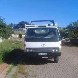 Toyota Dyna in very condition. 2008 model Dropside body