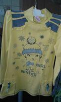 Одежда для девочки 6-8 лет.