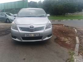 USED TOYOTA VERSO WITH AN ENGINE CAPACITY OF 1,6