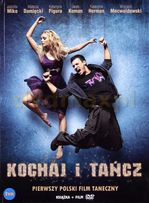 Kochaj i tańcz - film DVD