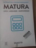 matematyka. poziom podstawowy. arkusze maturalne. Zdasz. to
