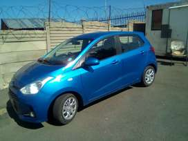 Hyundai grand i10 motion