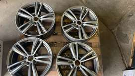 """BMW 19"""" Style 442 Wheels For Sale"""
