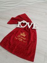 Полотенце с именем. Вышивка на полотенцах. Именные полотенца