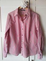 Bluzka koszula t-shirt tunika koszulka bluza r.44 XXL paski
