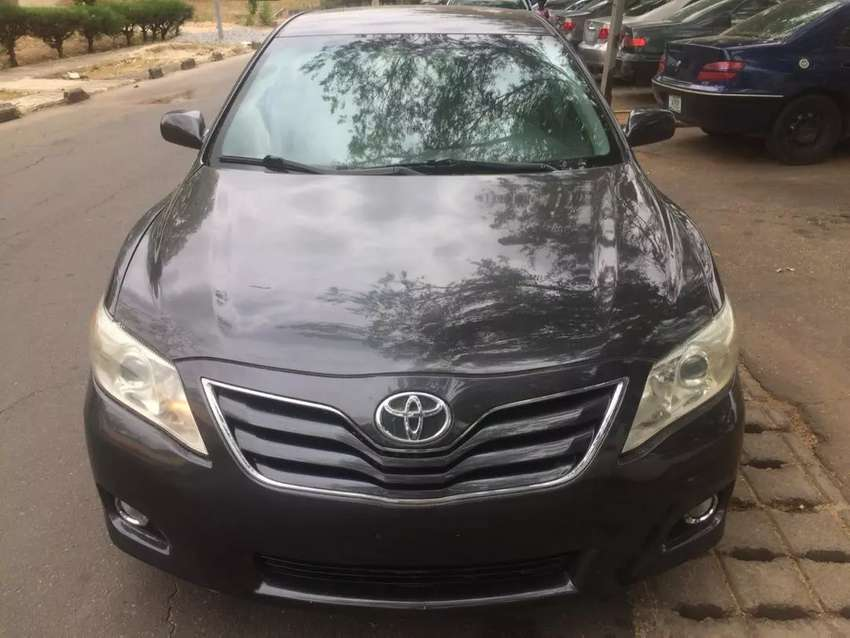 Toyota Camry muscle 2010 0