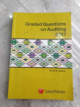 Graded Questions on Auditing 2017