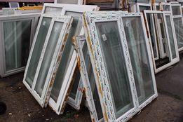 Металлопластиковые окно и дверь, балконные рамы б\у выбор дешево