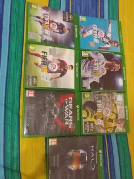 Hi i will be selling xbox games