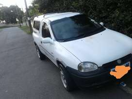1998 OPEL CORSA BAKKIE 1.6 GOOD DAILY RUNNER.