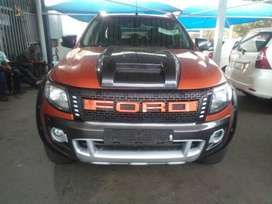 FORD RANGER 3.2 6SPEED AUTO 4X4 D-CAB WILDTRAK