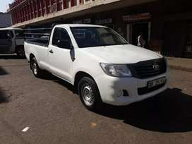 Toyota Hilux 2.5D4D Single Cab Longbase Manual For Sale