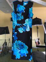 Платье Calvin Klein женское брендовое, CK оригинал. С принтом дайвинг