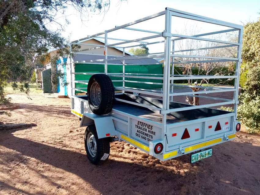 Trailer for rent Aggeneys Springbok Pofadder 0