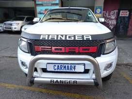 2013 FORD RANGER 3.2 XLT WITH 87000KM