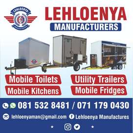 we manufacture the best utilities