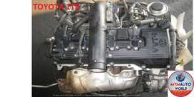 Imported used TOYOTA/HILUX/QUANTUM 2.0L Engines for sale at MYM AUTOWO