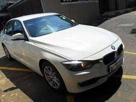 2013 BMW 3 SERIES 316i AUTOMATIC.