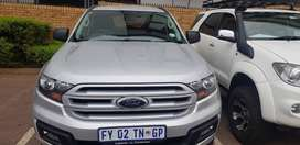 2017 Ford Everest 2.2 TDCi XLS Automatic