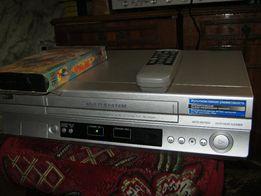 Видеомагнитофон JVC HR-P201ER