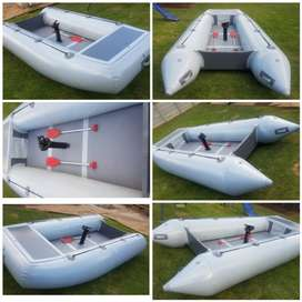 3.9m MONSTER BASS INFLATABLE BOAT