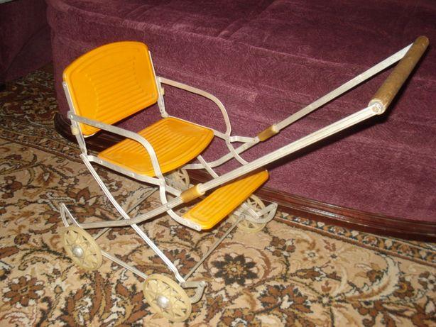 Винтажная коляска СССР Запорожье - изображение 2